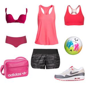 Outfit Sport von Sandzak2000
