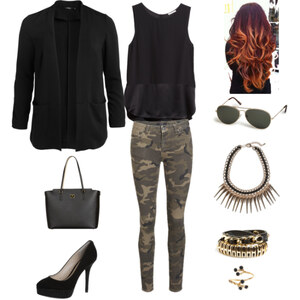Outfit Contrast von lookfurther