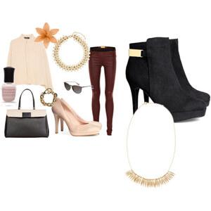 Outfit Rose von Lea Hoffmann