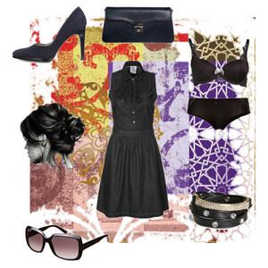 Outfit Black Women von Jennifer Voß