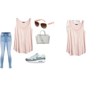 Outfit Pastel frühling von Jacky Dietz