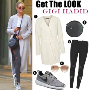 Outfit Get the look: Sporty chic by GIGI HADID von marcela