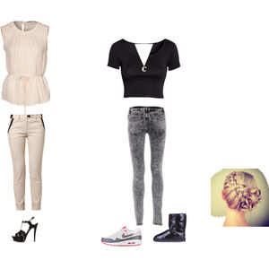 Outfit ;) everyday  von jatana-goitom