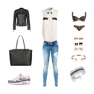 Outfit lässig von sophie