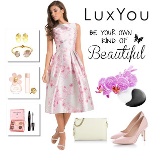 Outfit luxe von Ania Sz