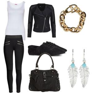 Outfit 1, von Celine Janssen
