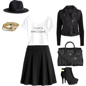 Outfit black  von asdfg