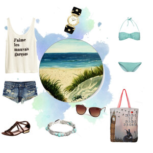 Outfit Summeranticipation von Hollyland