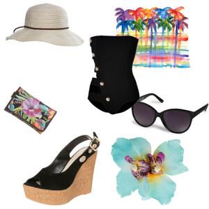 Outfit lust auf sommer von Jolanda Faggiano