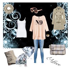 Outfit Alltag von Mistery S.