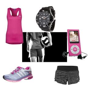 Outfit Fitness von Bexx