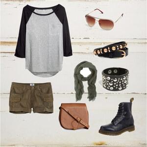 Outfit Einfach mal so ^^ von karollie