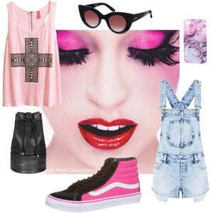 Outfit Summertime von Vikiii