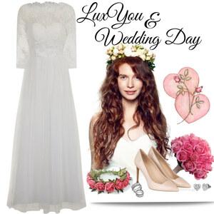 Outfit wedding von Ania Sz