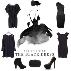 Outfit The Little Black Dress von Lesara