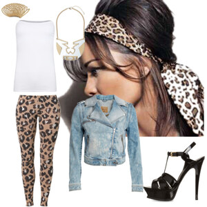 Outfit Wild Me von Vikiii