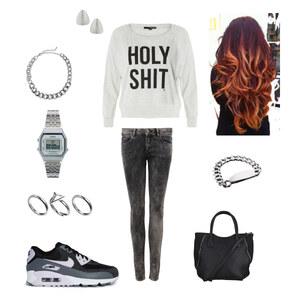Outfit GREY! von lookfurther