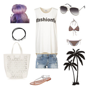 Outfit Go to the BEACH :) von lookfurther