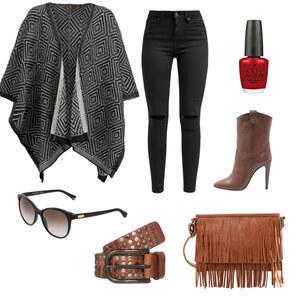 Outfit Boho style von mathilde.vadde