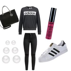 Outfit Schule :D von Rose22