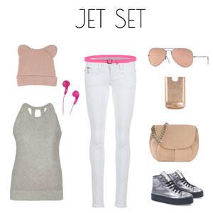 Tenue Jet set style sur Mathilde Vaddé - Rédactrice Mode Glami