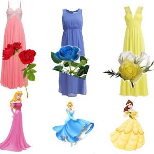 Outfit Prinzzesinen Zeit von Rose22
