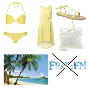 Outfit Strand von Rose22
