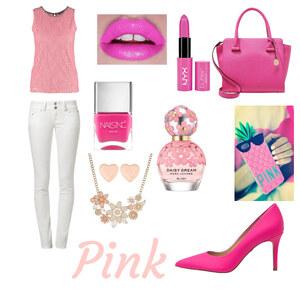 Outfit Pink von Rose22