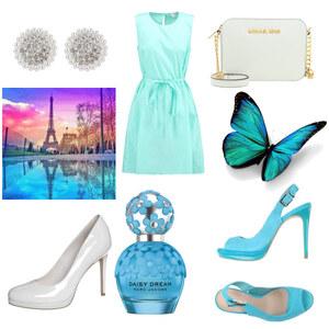 Outfit BLAU :D :P :B :O  von Rose22