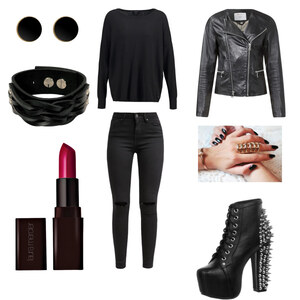 Outfit Punck von Rose22