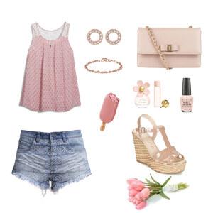 Outfit A Romantic Date  von Rebecca