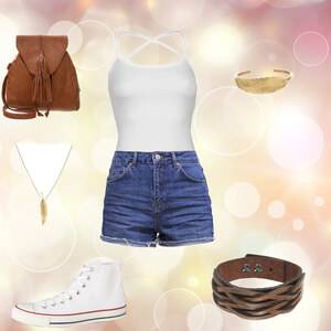 Outfit it´s hot (: von Sharina D