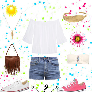 Outfit who miss the summer too? von Sharina D