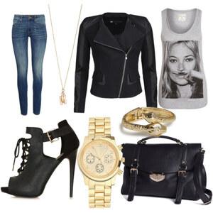 Outfit Paris von cvstyle