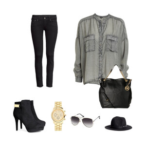 Outfit Casual von Natascha Riehl