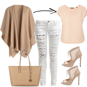 Outfit City outfit in hot trends von liliana.plackovova