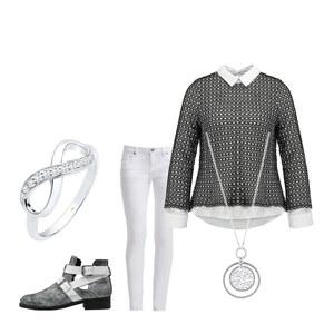 Outfit Clean chic. von Stephelia