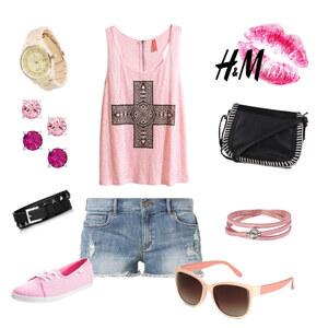 Outfit Summer love von Sabine Hirsch