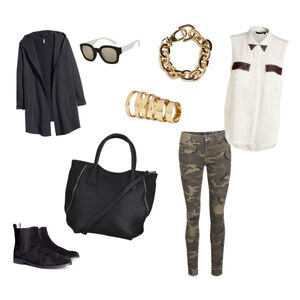 Outfit camo city von Dems Sil-yeon