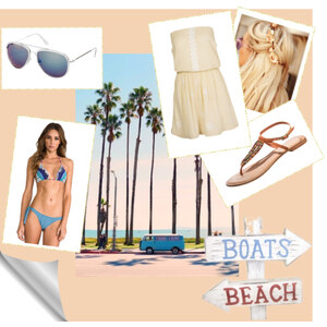 Outfit Beachtime von MEW