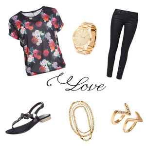 Outfit Wonderful Spring Day <3 von Tia_Caprice <3