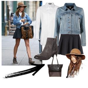 Outfit Miranda Kerr.. von Vanessa