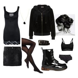 Outfit blackbeauty von anja.smilyface