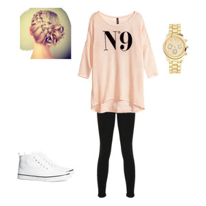 Outfit schuloutfit von denisepauli