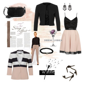 Outfit Tag & Nacht von Alisa Lillifee