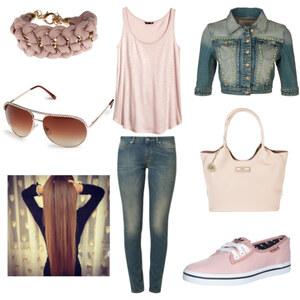 Outfit Jeans von Sandzak2000