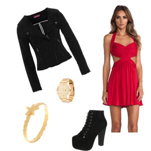 Outfit Let's Party von Mareike <3