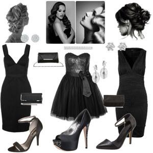 Outfit Black Style von A.N.N.A