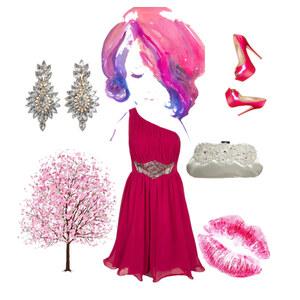 Outfit Mitternacht von Alisa Lillifee