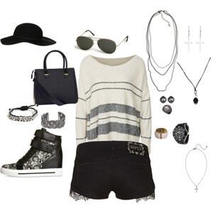 Outfit Rockig elegant von KayaRose